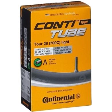 Continental Dętka Tour 28 Light auto 40mm