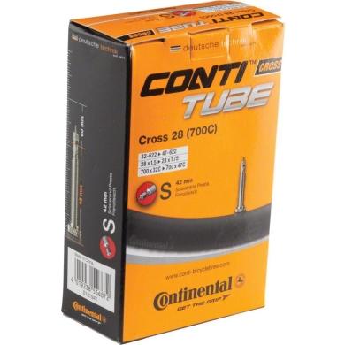 Continental Dętka Cross 28 presta 42mm
