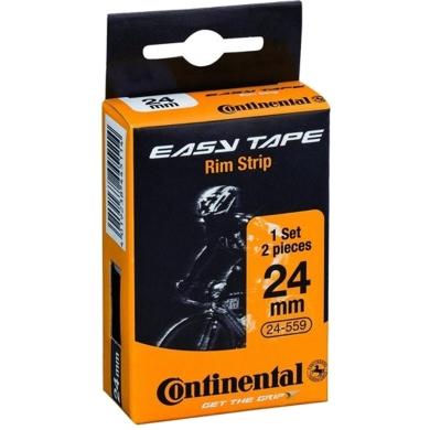 Continental Easy Tape Taśma na obręcz przód tył 18-622