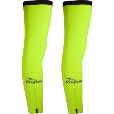 Rogelli Promo Nogawki rowerowe żółte