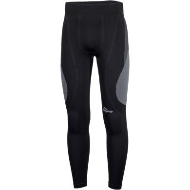Rogelli Core Spodnie termoaktywne czarne 2szt.