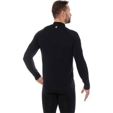 Brubeck Athletic Bluza męska czarna