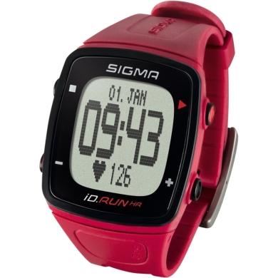 Sigma iD.Run.HR Zegarek z pulsometrem bordo