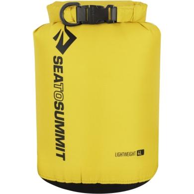 Sea to Summit Lightweight Dry Sack Worek wodoszczelny yellow 2019
