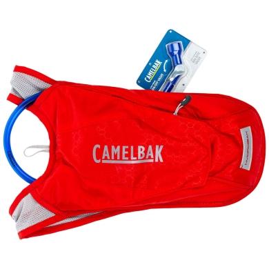 Camelbak Hydrobak Plecak rowerowy z bukłakiem 1,5l czerwony