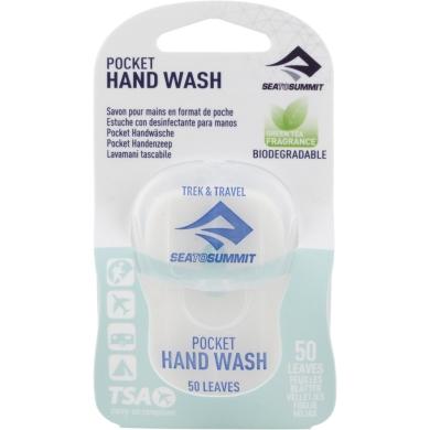 Sea to Summit Hand Wash Listki czyszczące 50szt.