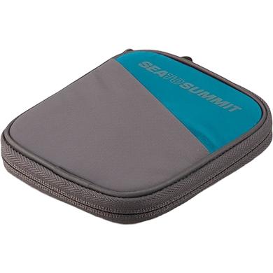 Sea to Summit Travelling Light Travel Wallet RFID Wodoodporny portfel blue