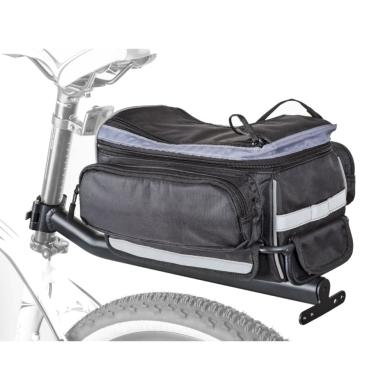 Author Litepack 9 X7 Zestaw bagażnik na sztycę + torba 9L