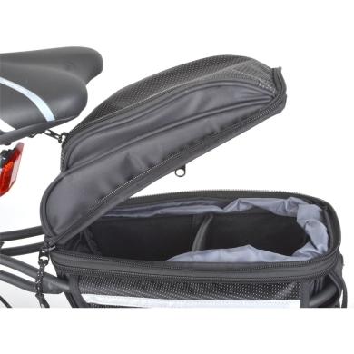 Author Litepack 6 X7 Zestaw bagażnik na sztycę + torba 9L