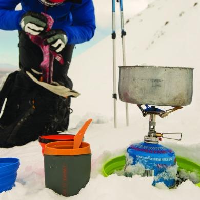 Sea to Summit Delta Spoon and Spork Łyżko widelec turystyczny z funkcją noża pacific blue