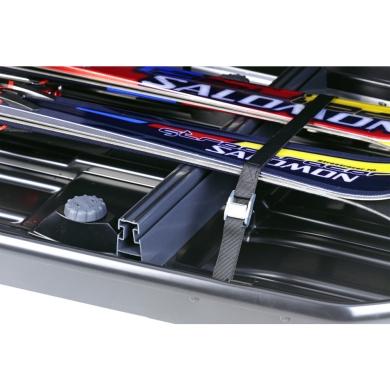 Thule Box Ski Carrier Adapter do bezpiecznego przewozu nart w boxie M/L/XL