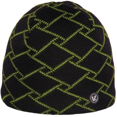Viking Regular Kreon Czapka sportowa czarno zielona