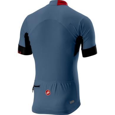 Castelli Aero Race 4.1 Solid Koszulka rowerowa light steel blue