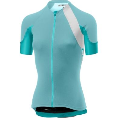 Castelli Scheggia 2 Koszulka rowerowa damska aruba blue