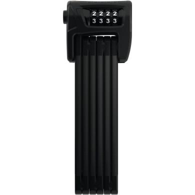 Abus Bordo Combo 6100 Zapięcie rowerowe składane ST czarne