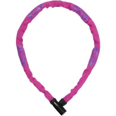 Abus Steel O Chain 4804K 75cm Zapięcie rowerowe łańcuch pink