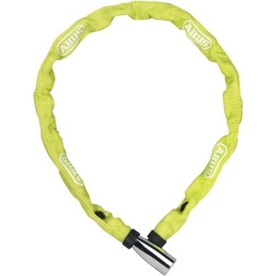Abus 1500 Web 60cm Zapięcie do roweru łańcuch z zamkiem lime