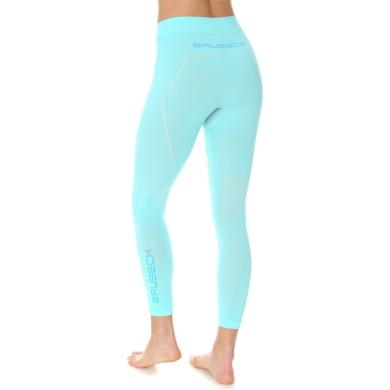 Brubeck Thermo Spodnie damskie błękitne