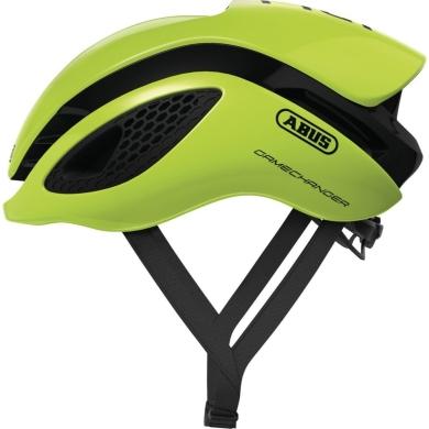Abus GameChanger Kask rowerowy szosowy neon yellow