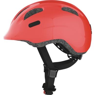 Abus Smiley 2.0 Kask rowerowy dziecięcy sparkling red