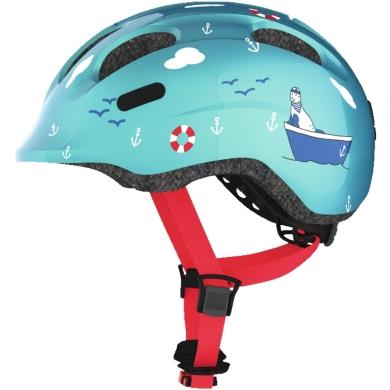 Abus Smiley 2.0 Kask rowerowy dziecięcy turquoise sailor