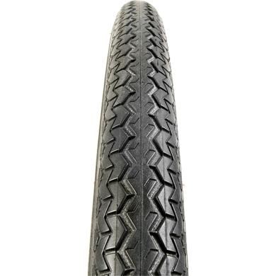 Michelin WorldTour Opona miejska 26 x 1 1/2 czarno biała drutowa