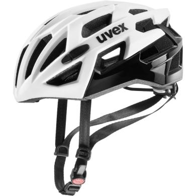 Uvex Race 7 Kask rowerowy szosowy white black
