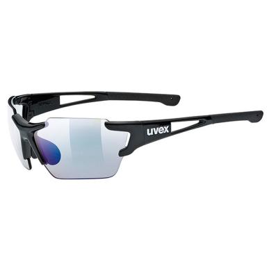 Uvex Sportstyle 803 Race VM Small Okulary sportowe black litemirror blue