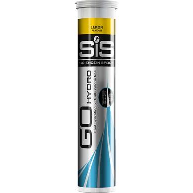 SIS Go Range Tabletki nawadniajace cytrynowe tuba 20x4g