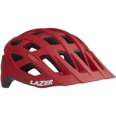 Lazer Roller Kask rowerowy MTB mat red
