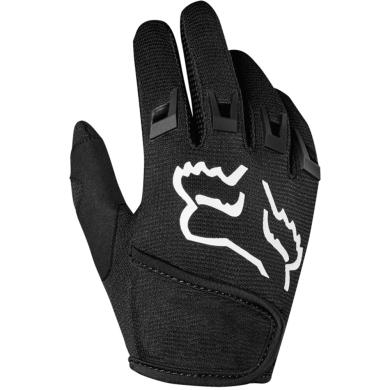 Fox Dirtpaw Junior Rękawiczki Dziecięce długie FR DH MX Black