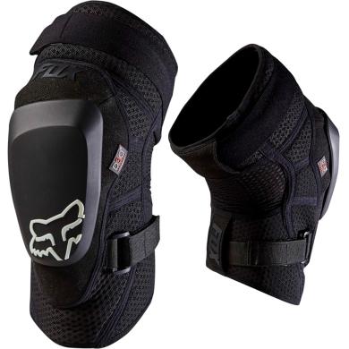 Fox Launch Pro D3O Ochraniacze kolan FR DH MX Black