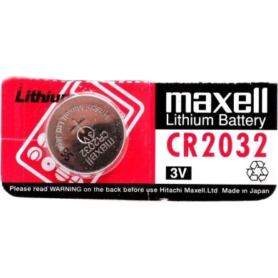 Maxell Bateria litowa CR 2032 do liczników rowerowych