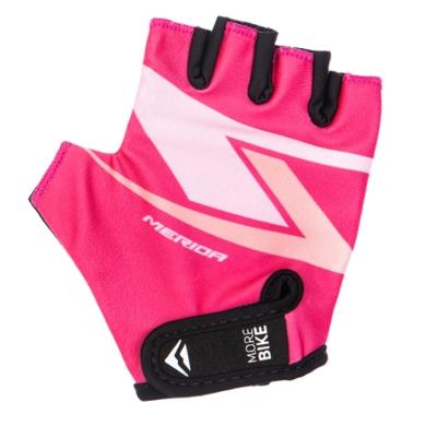 Merida Kiddo Rękawiczki rowerowe dziecięce pink