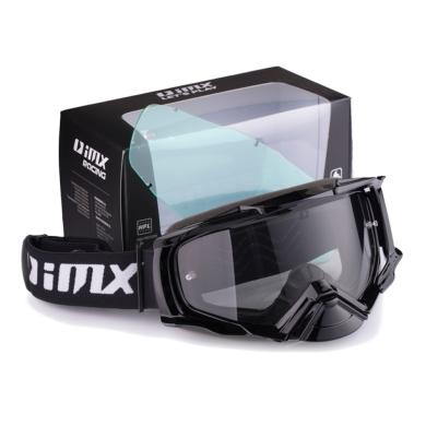 IMX Dust Gogle Czarne