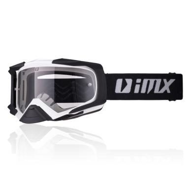 IMX Dust Gogle Białe