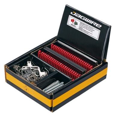 Jagwire Klocki hamulcowe tarczowe Mountain Sport Avid BB5 / Promax Render pół-metaliczne oem