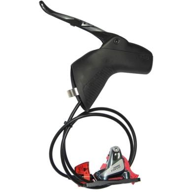 Sram Force 1 Hydrauliczny hamulec tarczowy 1800mm szosa przełaj FM tylny czarny