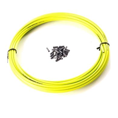Jagwire LEXTM Pancerz linki przerzutki MTB / Szosa zielony