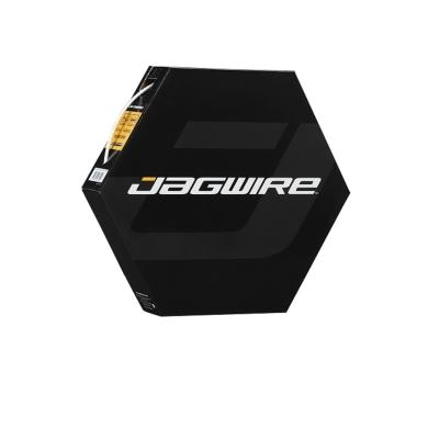 Jagwire CGX-SL Pancerz linki hamulca MTB / Szosa biały z oplotem