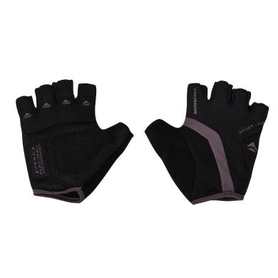 Merida Sport Line Rękawiczki rowerowe bez palców Black-Grey