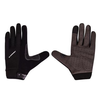 Merida Power Full Rękawiczki rowerowe z palcami Black-Grey