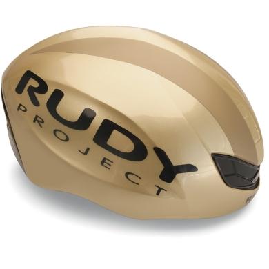 Rudy Project Boost Pro Kask Triathlon Gold Shiny