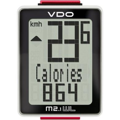 VDO M2.1 WL Licznik rowerowy ATS bezprzewodowy