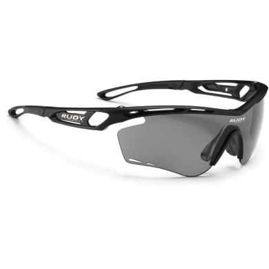 Rudy Project Tralyx RP Optics Okulary szosowe triathlon biegowe czarne