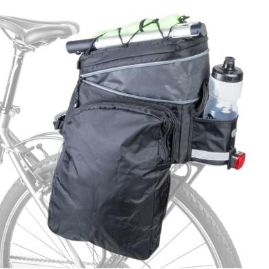Author Litepack 20 Carry More X9 Torba rowerowa tylna na bagażnik 9-20L