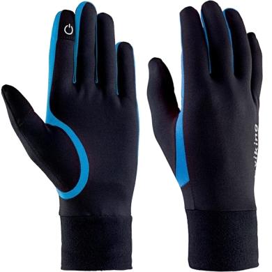 Rękawiczki Viking Runway czarno niebieskie