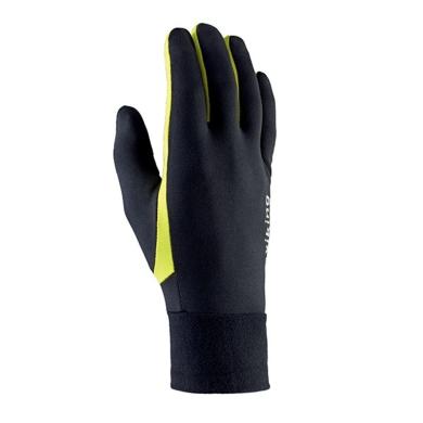 Rękawiczki Viking Runway czarno żółte