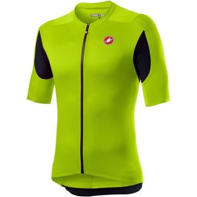 Castelli Superleggera Koszulka rowerowa chartreuse
