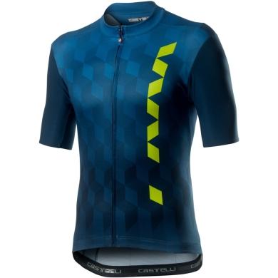 Castelli Fuori Koszulka rowerowa dark infinity blue